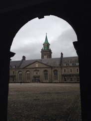 IMMA is housed in the former Royal Kilmainham Hospital
