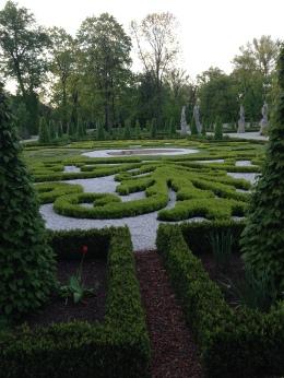 ...and garden design.