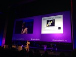 Dame Jocelyn Bell Burnell discovered pulsars