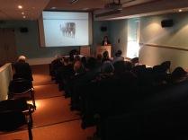 Cecilia Hartsell History presentation at Collins Barracks 3