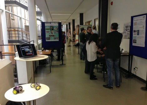 Discover Research Dublin - Marie Curie exhibits 1