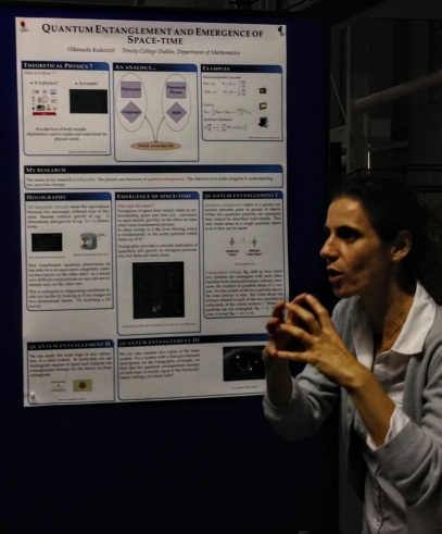 Discover Research Dublin - Quantum Entanglement 2