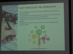 Dr Matteo Zallio seminar at DIT 11