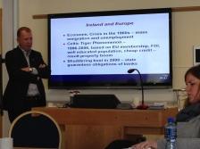 Fulbright Ireland 2105 Orientation 3