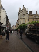 Cambridge UK 2105 4