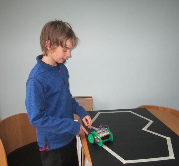Luke's robot