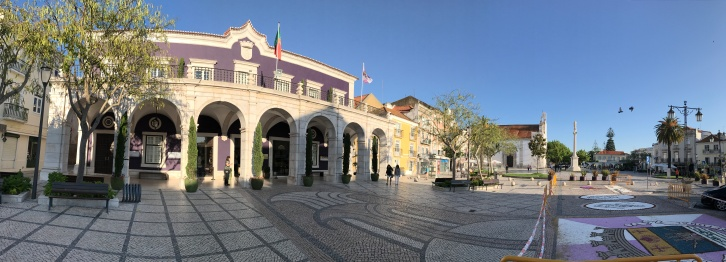Setúbal city hall.