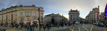 London's Piccadilly Circus