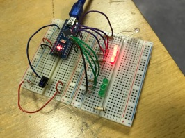 Wednesday: RoboSumo electrical design project
